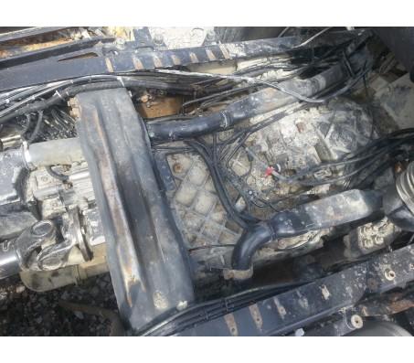 Коробка на MAN TGA   ЕВРО 3   2003  ретардер