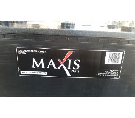 Аккумулятор 180 Ah 1000 A     MAXIS