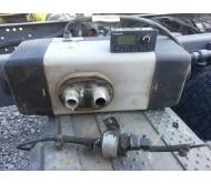 Автономный отопитель (фен) на MAN  DAF  RENAULT  VOLVO   3.5 KW
