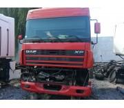 Кабина DAF  XF 95   2003