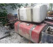 Бак на  RENAULT 410л (металлический, алюминиевый)