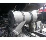 Бочка воздухана  на  MAN TGA  ЕВРО 3   2003